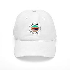 Enjoy Life Go Kayaking Baseball Cap