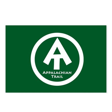 Appalachian Trail Postcards (Package of 8)