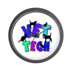 Veterinary II Wall Clock