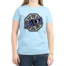 Jack Dharma Logo from LOST T-Shirt