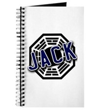 Jack Dharma Logo from LOST Journal