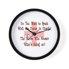 Nursing Student XX Wall Clock