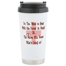 Nursing Student XX Travel Mug