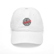 Sawyer Dharma Logo from LOST Baseball Cap