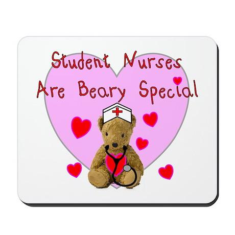 Nursing Student XX Mousepad