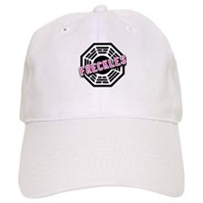 LOST Dharma Initiative Symbol with FRECKLES Baseball Cap
