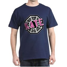 KATE Dharma Logo from LOST T-Shirt