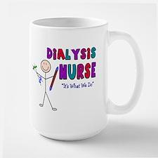 Renal Nephrology Nurse Large Mug