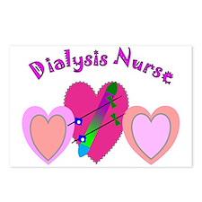 Renal Nephrology Nurse Postcards (Package of 8)