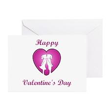 Lesbian Valentine Greeting Cards (Pk of 20)