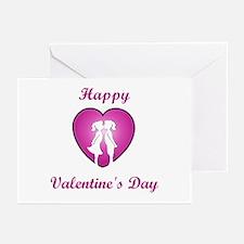 Lesbian Valentine Greeting Cards (Pk of 10)