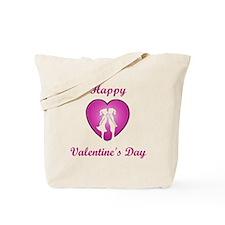 Lesbian Valentine Tote Bag