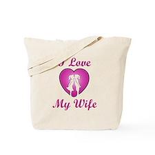 Lesbian Wife - Tote Bag