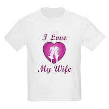 Lesbian Wife - T-Shirt