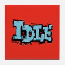 Idle Tile Coaster