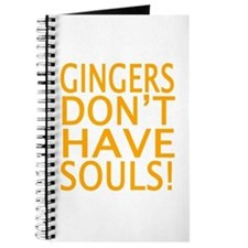 Funny Redheads Journal