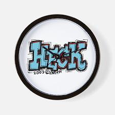 Heck Wall Clock
