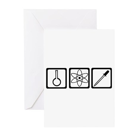 Chemistry Greeting Cards (Pk of 20)
