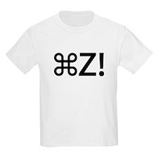 Command Z! T-Shirt