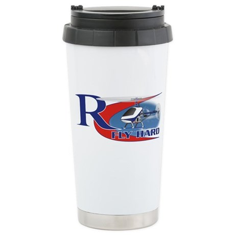 RC Fly Hard Stainless Steel Travel Mug