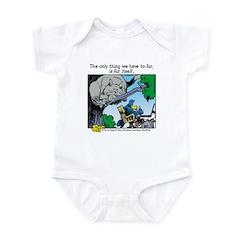 Fur Itself Infant Bodysuit