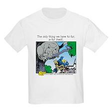 Fur Itself Kids Light T-Shirt