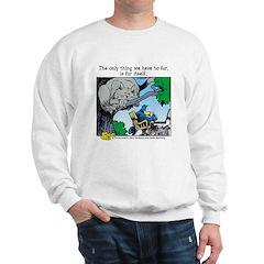 Fur Itself Sweatshirt