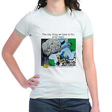 Fur Itself Jr. Ringer T-Shirt