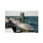USS TUNNY Rectangle Magnet (100 pack)
