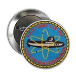 """USS TUNNY 2.25"""" Button (100 pack)"""