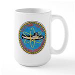 USS TUNNY Large Mug