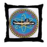 USS TUNNY Throw Pillow