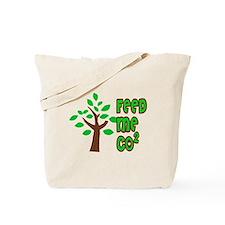 Feed Me CO2 Tree Tote Bag