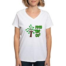 Feed Me CO2 Tree Shirt
