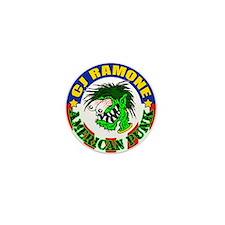 CJ Ramone Color Mini Button (100 pack)