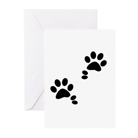 Double Dews Greeting Cards (Pk of 10)