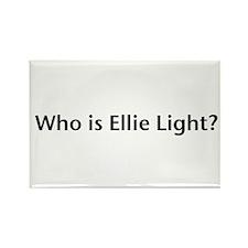Funny Ellie Rectangle Magnet