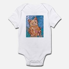 Whiskers the Kitten Infant Creeper