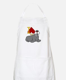 I hate the Walrus BBQ Apron