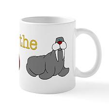 I hate the Walrus Mug