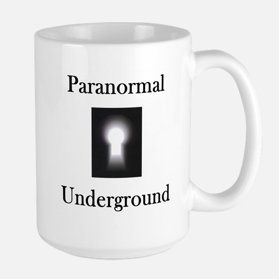 Paranormal Underground Large Mug