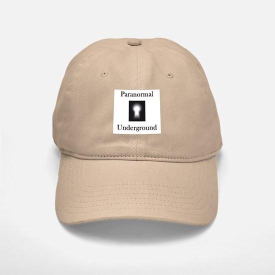 Paranormal Underground Baseball Baseball Cap
