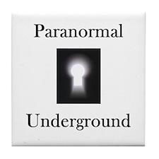 Paranormal Underground Tile Coaster