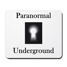 Paranormal Underground Mousepad
