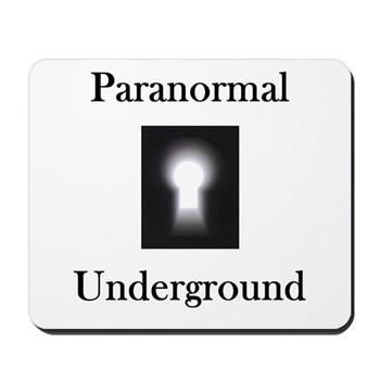 Paranormal Underground Mousepad