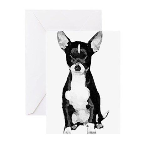 Pepe the Chihuahua Greeting Cards