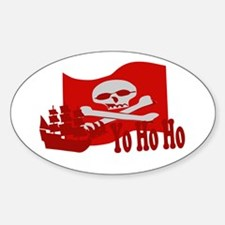 Yo Ho Ho Pirate Decal