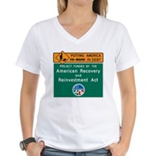 Putting America In Debt Shirt