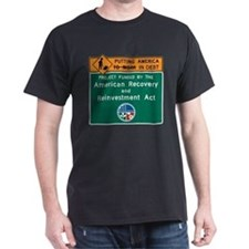 Putting America In Debt T-Shirt