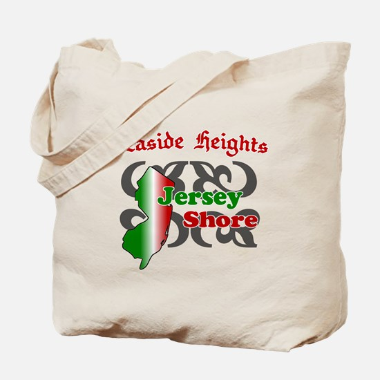 Seaside Heights Jersey Shore Tote Bag